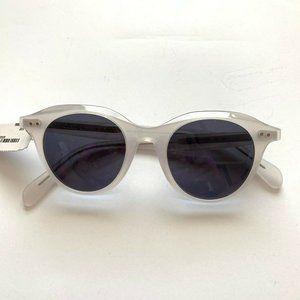 NEW! CELINE CL41458 VK6 Redondo White Sunglasses